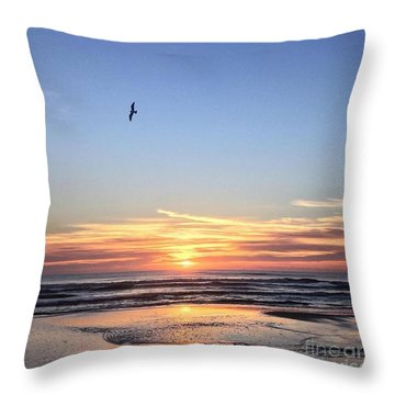 World Gratitude And Peace Day Throw Pillow