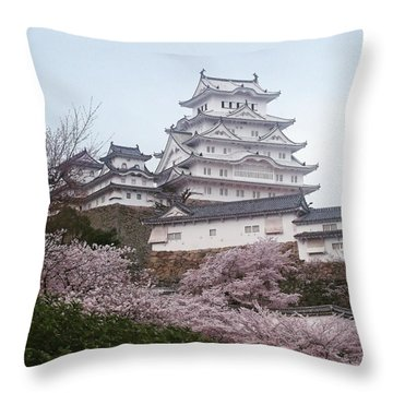 World Heritage  Throw Pillow