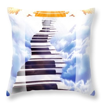 Worship Encounter Throw Pillow