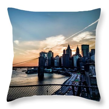 Would You Believe Throw Pillow