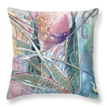 Woven Star Fish Throw Pillow