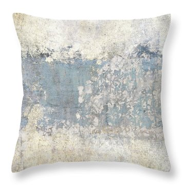 Writing On The Wall Number 2 Throw Pillow