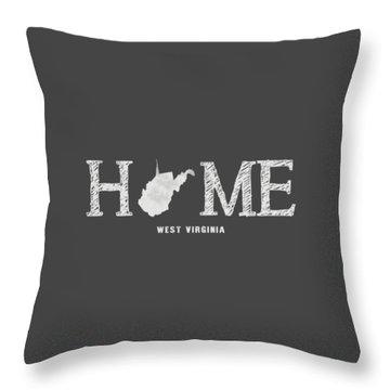 Wv Home Throw Pillow