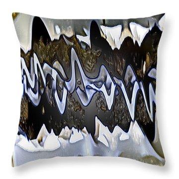 Wwaatteerr Throw Pillow