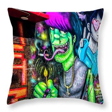 Wynwood Series 24 Throw Pillow