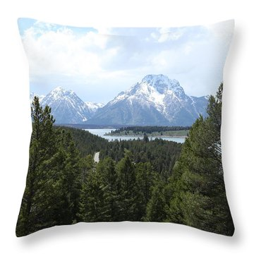 Wyoming 6490 Throw Pillow