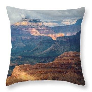 Yavapai Point Throw Pillow