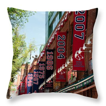 Yawkee Way Throw Pillow