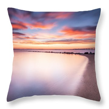 Yearning For More Throw Pillow