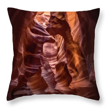 Years In The Making Throw Pillow by Eduard Moldoveanu