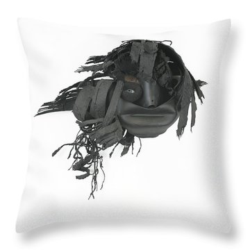 Yeh Uh Huh Sure Uh Huh Throw Pillow by Michael Jude Russo
