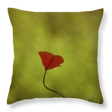 Yet She Persisted Throw Pillow
