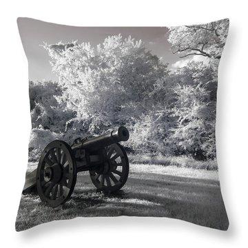 Yorktown - Cannon Throw Pillow