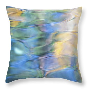 Yosemite Reflections 2 Throw Pillow