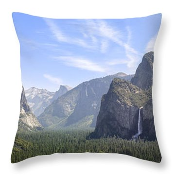 Yosemite Throw Pillows