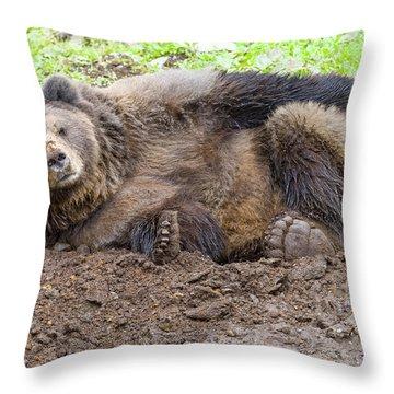 You Again Throw Pillow