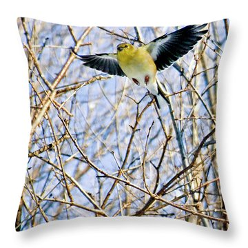 You Are My Sweet Angel Throw Pillow