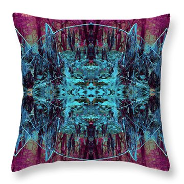 You Are The Frequency Throw Pillow