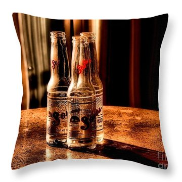 You Got Sol Throw Pillow