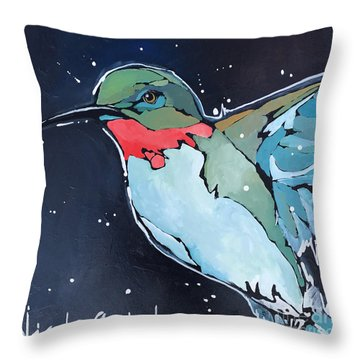 You Have To Have Heart Throw Pillow