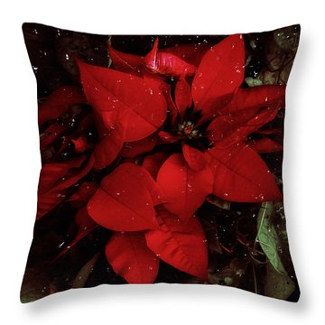 You Know It's Christmas Time When... Throw Pillow