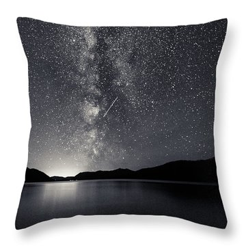 You Know That You Are Throw Pillow
