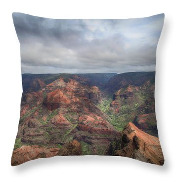 You Steal My Breath Throw Pillow