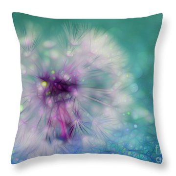 Your Wish Will Come True Throw Pillow