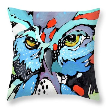 You'd Be Surprised Throw Pillow