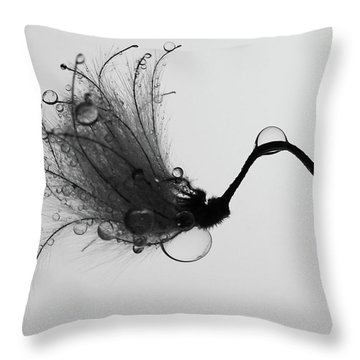 Your Her Throw Pillow
