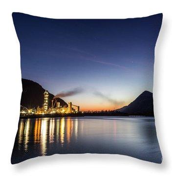 Your Light Awakens Me Throw Pillow