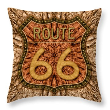 Your Mileage May Vary Throw Pillow