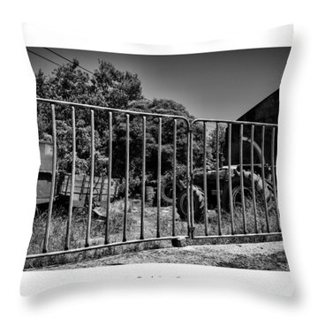 Throw Pillow featuring the photograph Your Time Is Gonna Come by Joseph Amaral