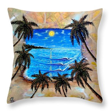 Your Vision Throw Pillow