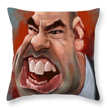 You've Been Litt Up Throw Pillow