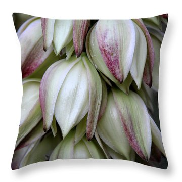 Yucca Throw Pillow