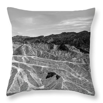 Zabriskie Pt 1 Throw Pillow