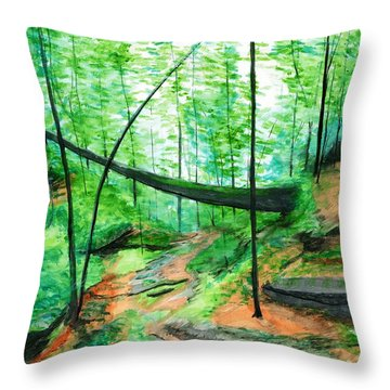 Zaleski Throw Pillow