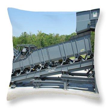 Zank2 Throw Pillow