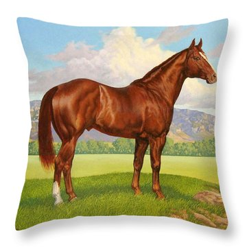 Zantanon Throw Pillow