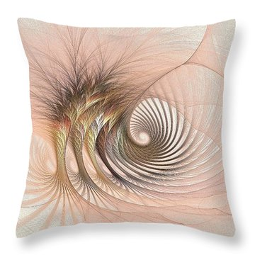 Zanzibar Sunrise Throw Pillow
