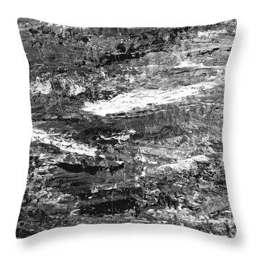 Zen Abstract A723b Throw Pillow