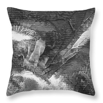 Zen Abstract A10115ajpg Throw Pillow
