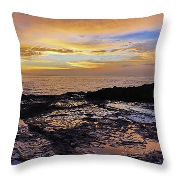 Zen Morning Throw Pillow