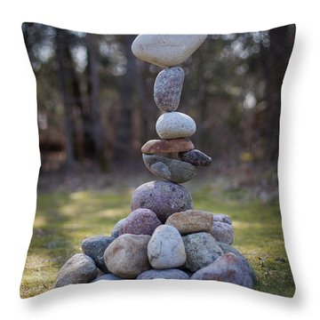 Zenplexity Throw Pillow