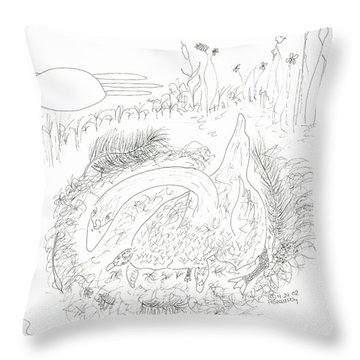 Zephur Bedding Down Throw Pillow
