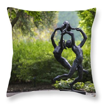 Zerogee Throw Pillow