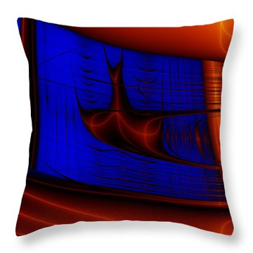Zestbackle Throw Pillow