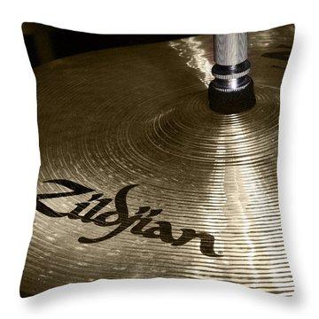Zildjian Cymbal Throw Pillow
