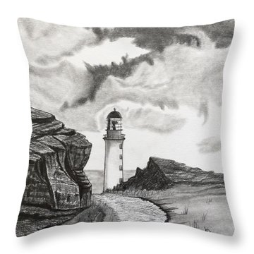 Zoe's Light Throw Pillow